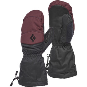 Black Diamond Recon Gloves Women bordeaux